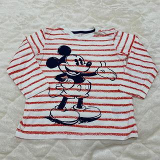 H&H - H&M ミッキー Tシャツ サイズ90