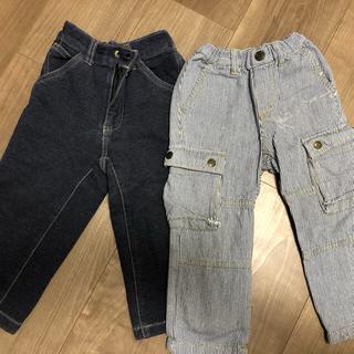 ベビーギャップ(babyGAP)のベビー服 子供服 ズボン90(パンツ/スパッツ)