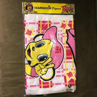 ハンシンタイガース(阪神タイガース)の阪神タイガース フェイスタオル(タオル/バス用品)