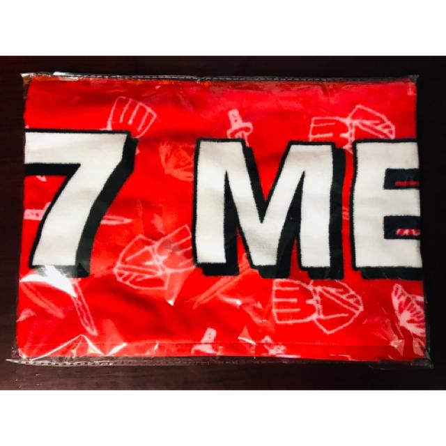 ジャニーズJr.(ジャニーズジュニア)の新品  (即購入Ok)7MEN侍 タオル エンタメ/ホビーのタレントグッズ(アイドルグッズ)の商品写真