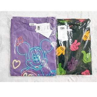 Disney - ディズニーシー NiCORON ニコるん コラボ Tシャツ 2枚