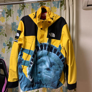 Supreme - Supreme North Face mountain jacket 自由の女神