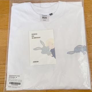 SEVENTEEN - SEVENTEEN デビュー5周年 記念Tシャツ ジョンハン