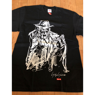 Supreme - Yohji Yamamoto Scribble Wolf Tee Tシャツ