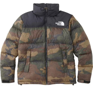 THE NORTH FACE - THE NORTH FACE ノースフェイス ヌプシ