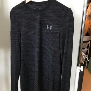 アンダーアーマー(UNDER ARMOUR)のアンダーアーマー  スレッドボーン ロングスリーブ(Tシャツ/カットソー(七分/長袖))