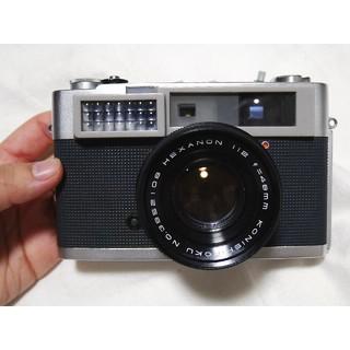 Konica SII フィルムカメラ