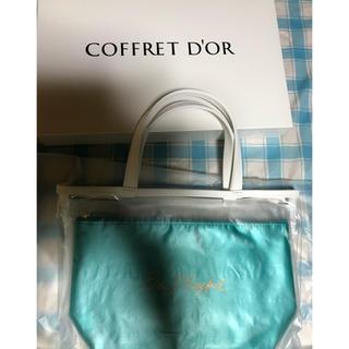 コフレドール(COFFRET D'OR)のコフレドールオリジナルトートバッグ(ポーチ)
