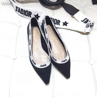 Dior - Dior  とがった靴  フラットシューズ