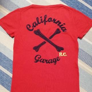ロデオクラウンズ(RODEO CROWNS)のニットTシャツ(Tシャツ(半袖/袖なし))
