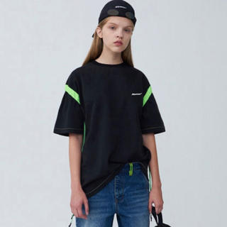 メゾンキツネ(MAISON KITSUNE')のadererror cord t-shirts(Tシャツ/カットソー(半袖/袖なし))