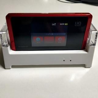 NEC - 【UQ Wimax】WiMAX 2+ モバイルルーターWX05 NEC クレード