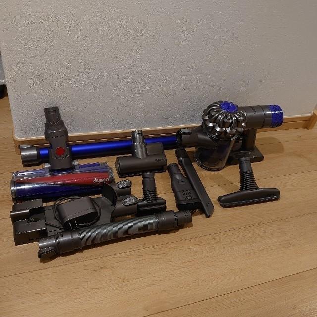 Dyson(ダイソン)のダイソン コードレスクリーナー V6 掃除機 スマホ/家電/カメラの生活家電(掃除機)の商品写真