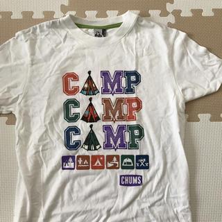 チャムス(CHUMS)のチャムス Tシャツ キャンプ(Tシャツ(半袖/袖なし))