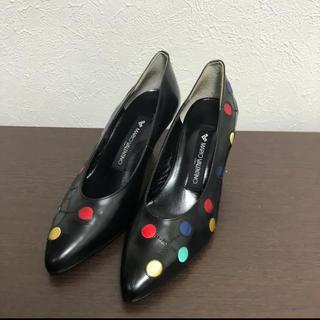 マリオバレンチノ(MARIO VALENTINO)の●MARIO VALENTINO● 靴 パンプス ヒール レディース(ハイヒール/パンプス)