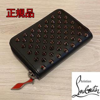 クリスチャンルブタン(Christian Louboutin)のCHRISTIAN LOUBOUTIN PANET COIN Black(コインケース/小銭入れ)