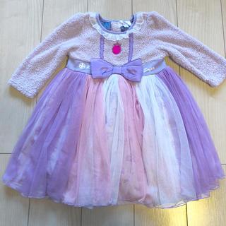 Disney - ディズニープリンセス ソフィア コスチュームドレス