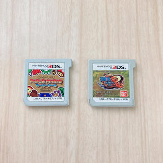 ニンテンドー3DS(ニンテンドー3DS)の3DS  マリオ ワンピース ソフト(携帯用ゲームソフト)