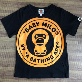 A BATHING APE - エイプ キッズTシャツ