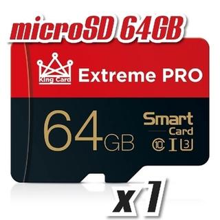 マイクロSDカード 64GB 1枚 94MB/s 高速 class10 EPRB