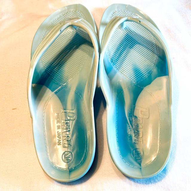 pearl(パール)のマーブルギョサン サンダル サーフィン ハワイアン雑貨 ダイビング 釣り レディースの靴/シューズ(サンダル)の商品写真