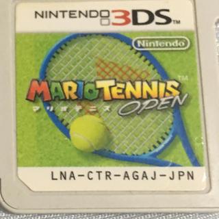 ニンテンドー3DS(ニンテンドー3DS)のマリオテニス 3DS(携帯用ゲームソフト)
