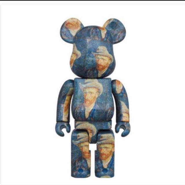 MEDICOM TOY(メディコムトイ)のBE@RBRICK Van Gogh Museum ベアブリック1000% エンタメ/ホビーのフィギュア(その他)の商品写真