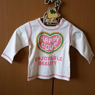 サンカンシオン(3can4on)の3can4on長袖Tシャツ80㎝(Tシャツ)