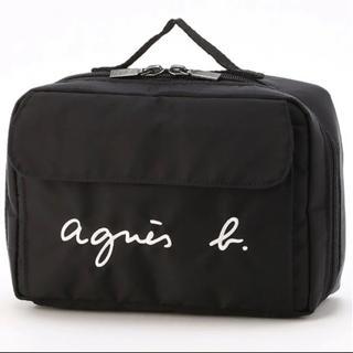 agnes b. - ★9月まで出品★ agnes b.  新品タグ付き おむつポーチ マザーズポーチ
