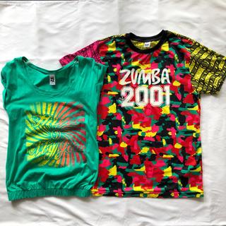 ズンバ(Zumba)のZUMBA ウエア トップス 2点 (ダンス/バレエ)
