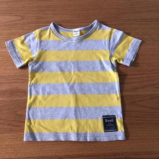 BeBe - べべ ボーダー Tシャツ 110