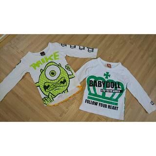 ベビードール(BABYDOLL)のBABY DOLL  ロンT  サイズ100(Tシャツ/カットソー)