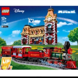 Lego - レゴ (LEGO) ディズニースペシャル ディズニートレインと駅 71044
