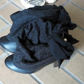 リズリサ(LIZ LISA)のLIZ LISA ショートブーツ(ブーツ)