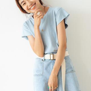 シールームリン(SeaRoomlynn)のsea roomlynn サークルネック HEAVY Tシャツ (Tシャツ/カットソー(半袖/袖なし))