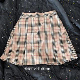 WEGO - 韓国 量産型 ストリート ピープス 系 チェック 柄 スカート