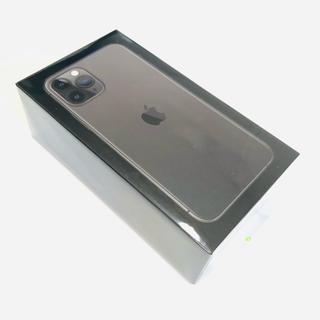 アイフォーン(iPhone)の未開封 iPhone11pro  64 GB simフリー i4307(スマートフォン本体)