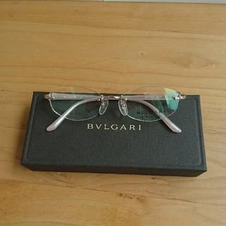 ブルガリ(BVLGARI)のBVLGARI眼鏡2015ピンク(サングラス/メガネ)