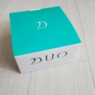 新品 DUO(デュオ) ザ 薬用クレンジングバーム バリア(90g)  敏感肌用