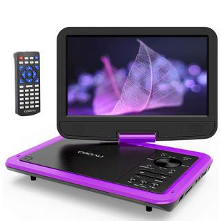 ポータブルDVDプレーヤー 10.5インチ 高画質液晶(DVDプレーヤー)