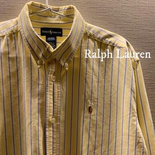 ラルフローレン(Ralph Lauren)のRalph Lauren ストライプシャツ(シャツ)