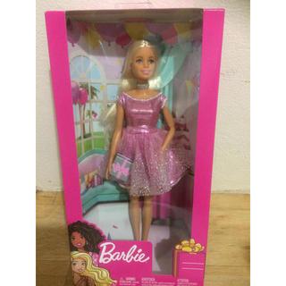 バービー(Barbie)のバービー ハッピーバースデー人形 barbie(ぬいぐるみ/人形)