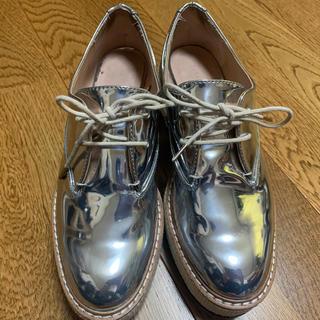 ザラ(ZARA)のZARA    レースアップシューズ(ローファー/革靴)