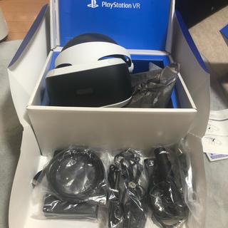 プレイステーションヴィーアール(PlayStation VR)のPS VR(家庭用ゲーム機本体)