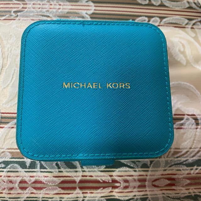Michael Kors(マイケルコース)の《新品未使用》Michael Kors アクセサリーボックス 小 レディースのアクセサリー(その他)の商品写真