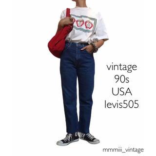 USA ヴィンテージ 90's levis 505 リーバイス ジーンズ