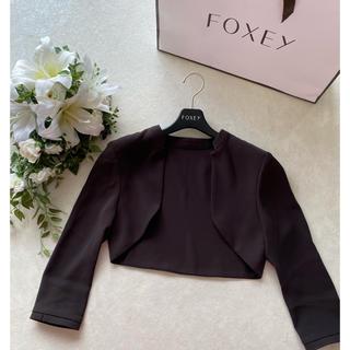 FOXEY - 【美品】FOXEY♢カーディガン セクール♢