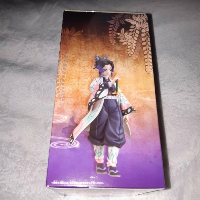 BANDAI(バンダイ)の鬼滅の刃フィギア 胡蝶しのぶ 国内正規品  エンタメ/ホビーのおもちゃ/ぬいぐるみ(キャラクターグッズ)の商品写真