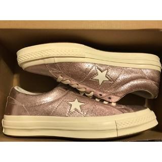 CONVERSE - converse one star PINK コンバース ワンスター