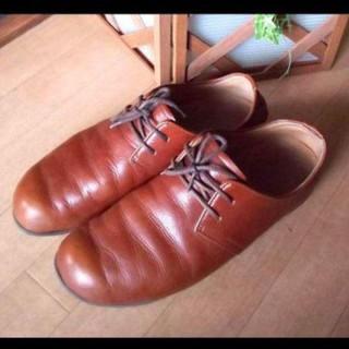 ビルケンシュトック(BIRKENSTOCK)のnakamura オーロラシューズ ビルケンシュトック 革靴 レザーシューズ(ローファー/革靴)